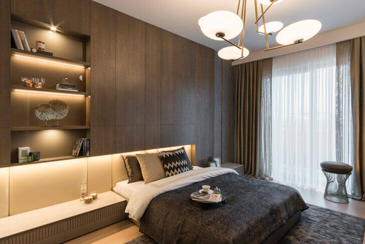 """luxurious bedroom gonye tasarim architects indiaartndesign"""