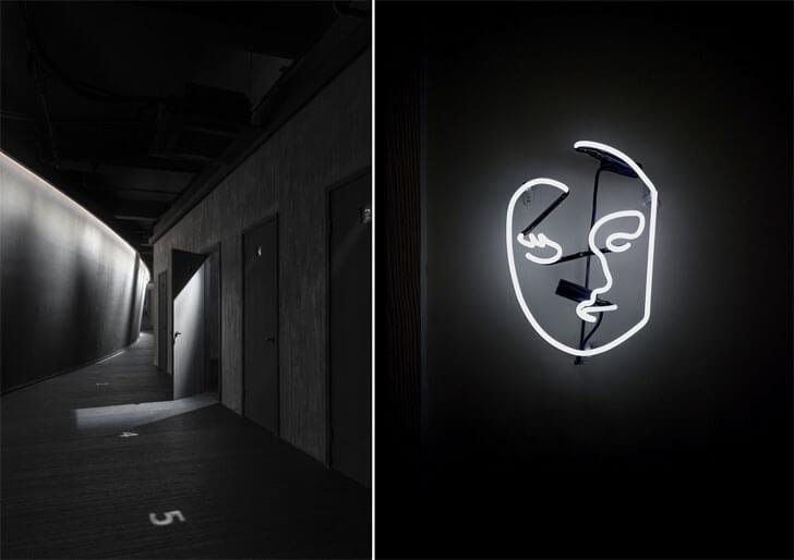 """film noir techniques Jian li ju theatre MDO indiaartndesign"""