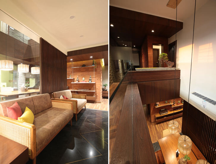 """warmth of wood modi srivastava associates indiaartndesign"""