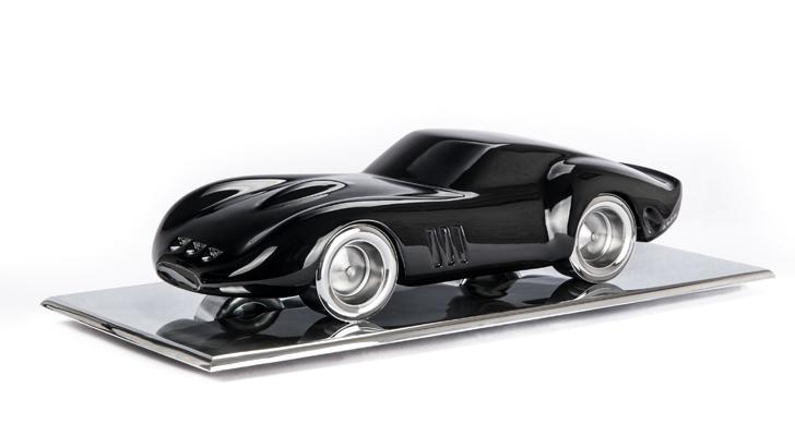 """Ferrari 250 GTO 3 Antoine Dufilho sequential MAD gallery indiaartndesign"""