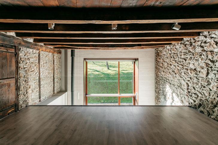 """attic Goizko House Bilbao architecture indiaartndesign"""