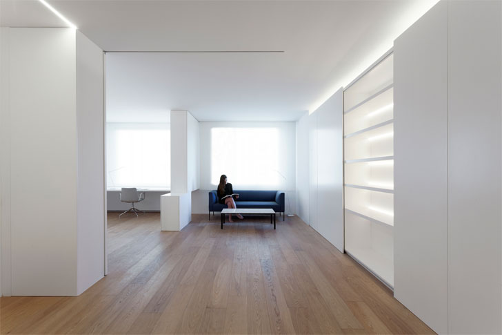 """towards bedrooms Fran Silvestre residence indiaartndesign"""