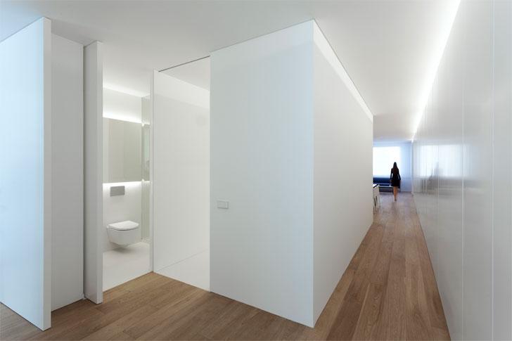 """wooden flooring Fran Silvestre residence indiaartndesign"""