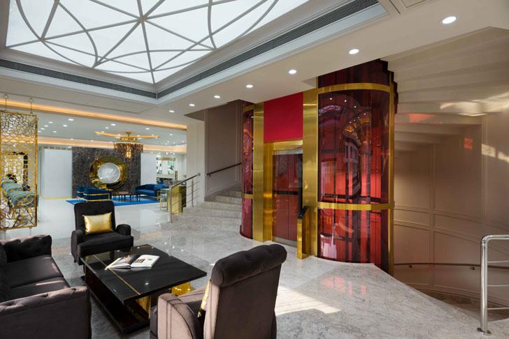 """lobby HSJ jewellery RMDK indiaartndesign"""