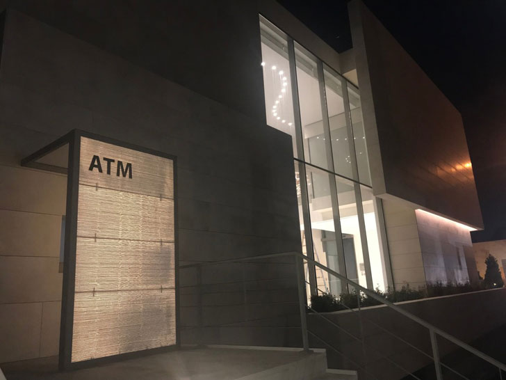 """ATM capital bank LUCEM paradigmDH indiaartndesign"""