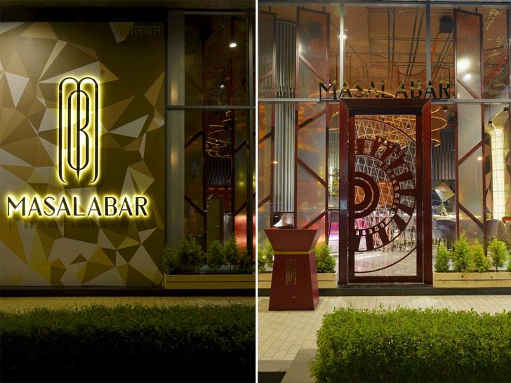 """""""masala bar facade sumessh menon indiaartndesign"""""""