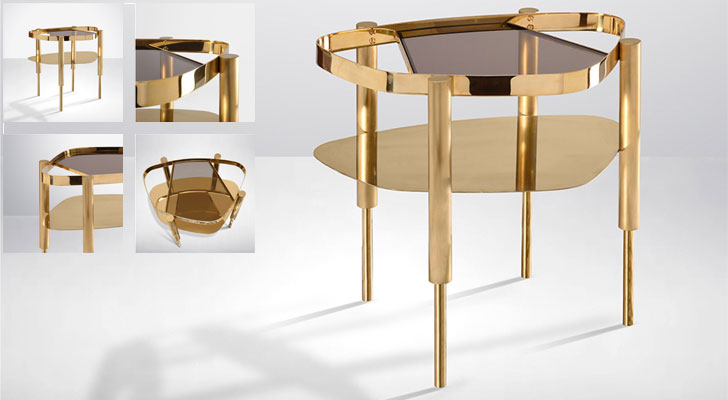 """bijou table designer adam court indiaartndesign"""