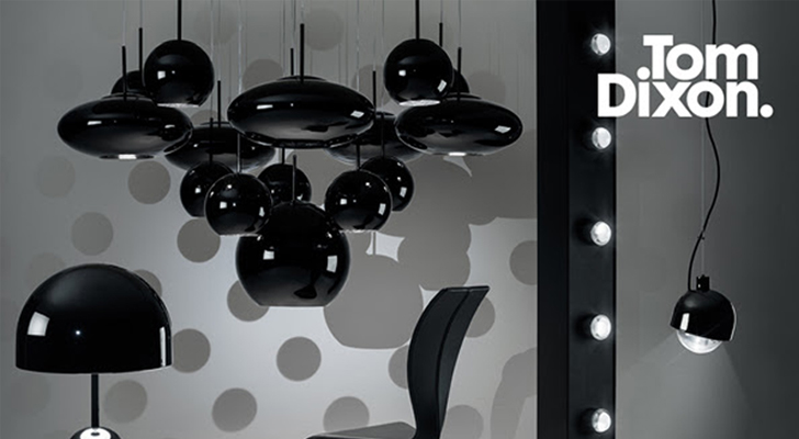 """new black lighting tom dixon indiaartndesign"""