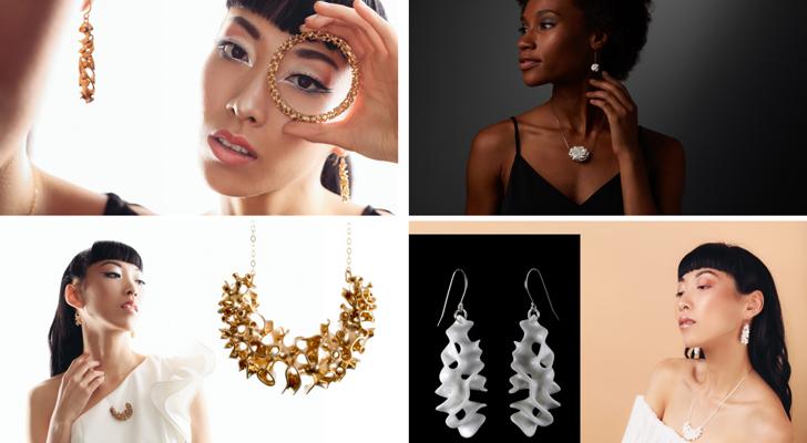 3D is the new twist to trendy costume jewellery