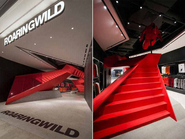 """branding roaring wild unwalk domani architects indiaartndesign"""
