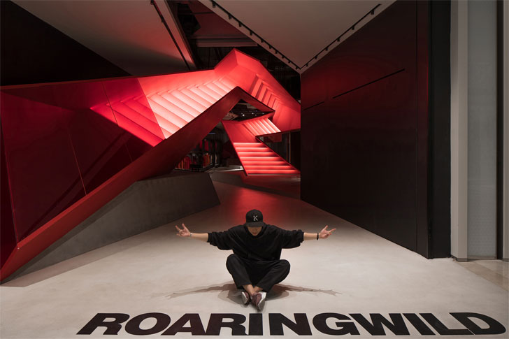 """r formation roaring wild unwalk domani architects indiaartndesign"""