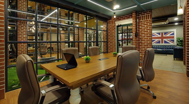 """office interior chitte associates indiaartndesign"""