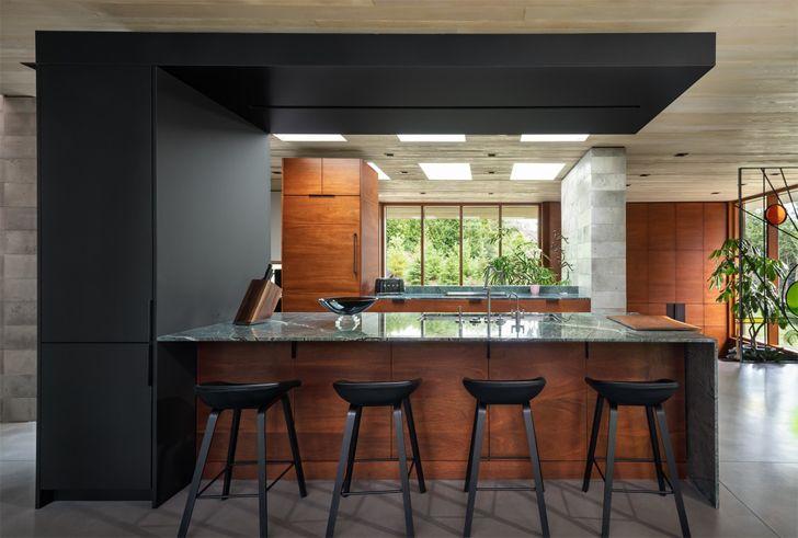 """""""kitchen petaluma house Trevor McIvor Architect indiaartndesign"""""""