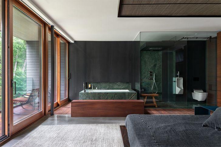 """""""master suite petaluma house Trevor McIvor Architect indiaartndesign"""""""