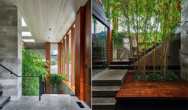 """staircase petaluma house Trevor McIvor Architect indiaartndesign"""