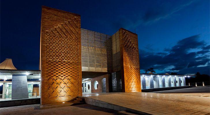 """solidaridad village market tjep Vaastukalpa architects indiaartndesign"""
