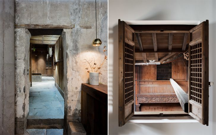 """skylit passages Wuyuan Skywells hotel anySCALE architecture design studio indiaartndesign"""
