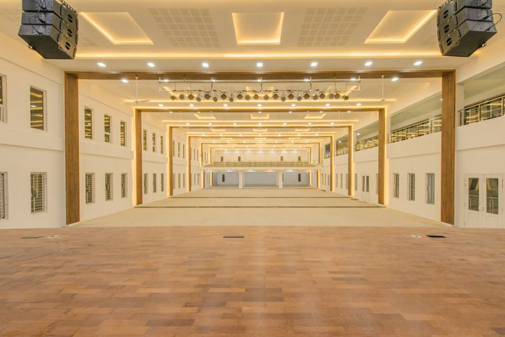 """puducherry auditorium Architecture Interspace indiaartndesign"""