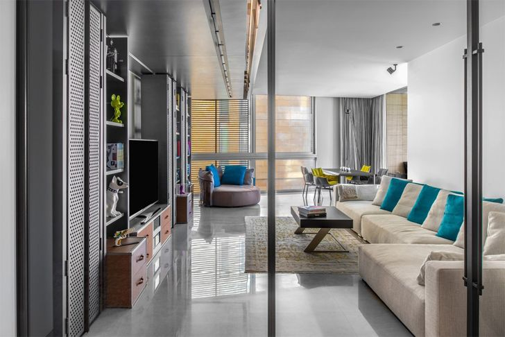 """living area Beirut residence Askdeco indiaartndesign"""