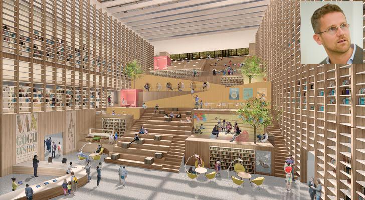 """""""Salon taiwan library carlo ratti indiaartndesign"""""""