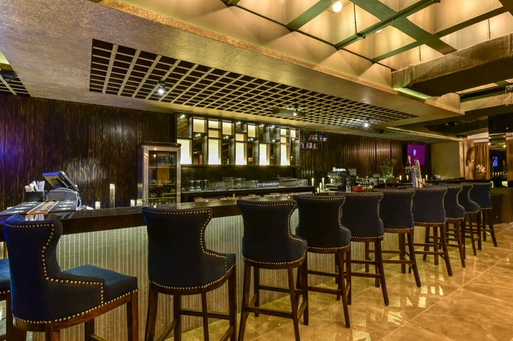 """bar bling restaurant kinteriors indiaartndesign"""