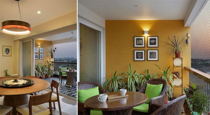 """""""balcony penthouse studio yamini indiaartndesign"""""""