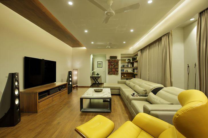 """family room penthouse studio yamini indiaartndesign"""