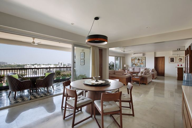 """overview penthouse studio yamini indiaartndesign"""
