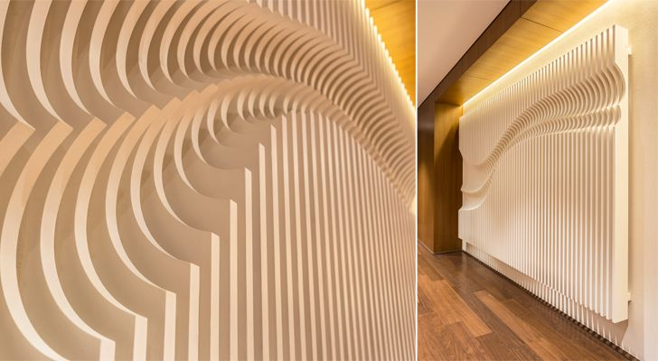 """wall mural ozone textiles office sharan arch+design indiaartndesign"""