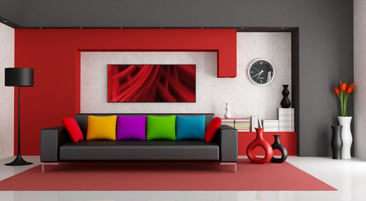 """colours in interiors home decor ideas diwali indiaartndesign"""