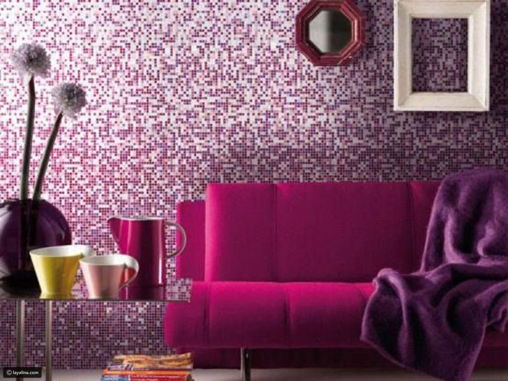 """deep pink in interiors home decor ideas diwali indiaartndesign"""
