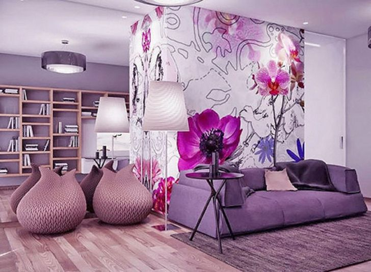 """mauve in interiors home decor ideas diwali indiaartndesign"""