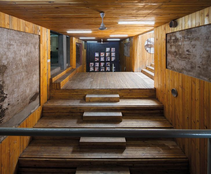 """stairs as social spaces the design village archohm indiaartndesign"""