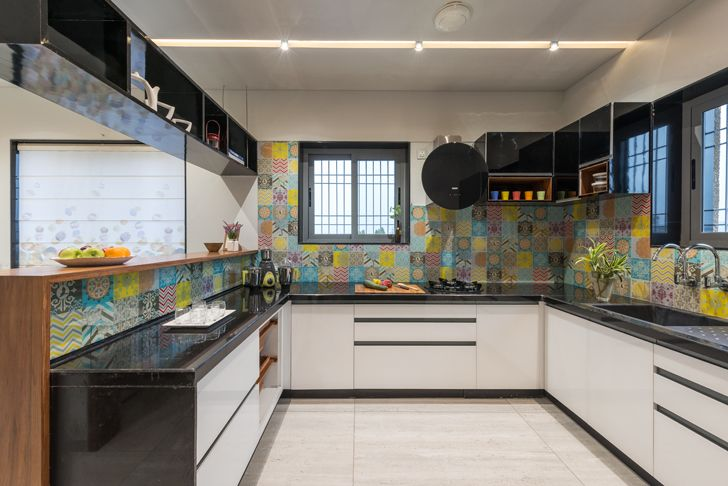"""kitchen Aurangabad residence design alley indiaartndesign"""