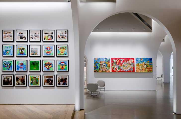 """""""displays U concept gallery LUKSTUDIO indiaartndesign"""""""