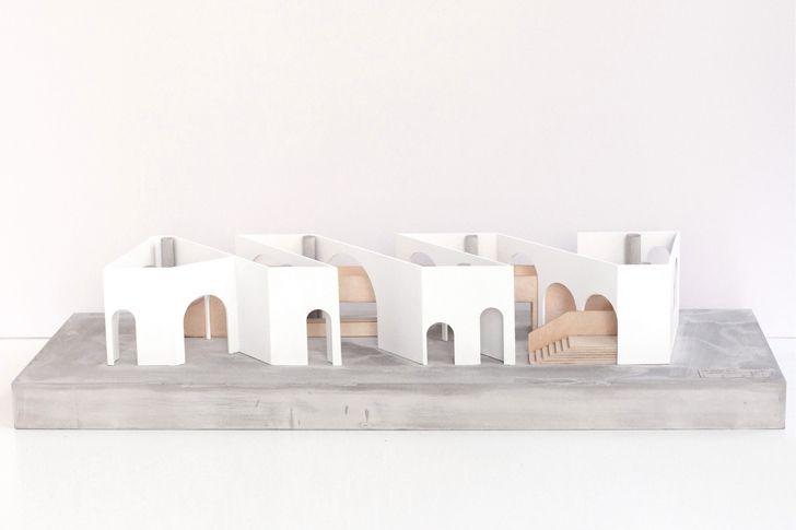 """""""model U concept gallery LUKSTUDIO indiaartndesign"""""""