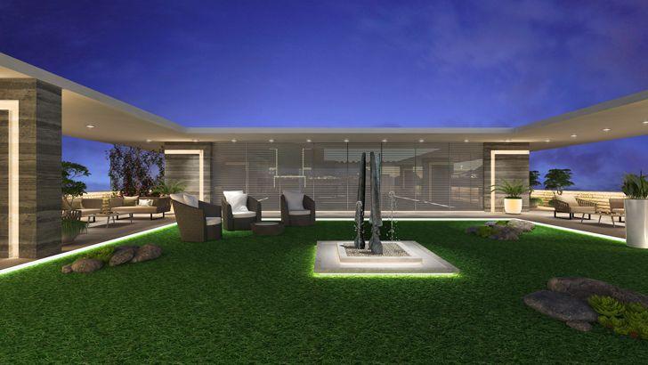 """""""lawn terrace mahesh punjabi associates indiaartndesign"""""""