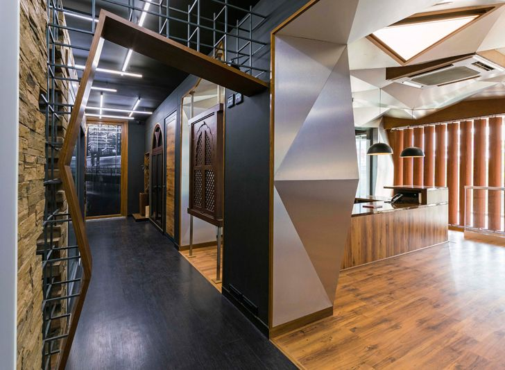 """interiors windows gallery Saransh architects indiaartndesign"""