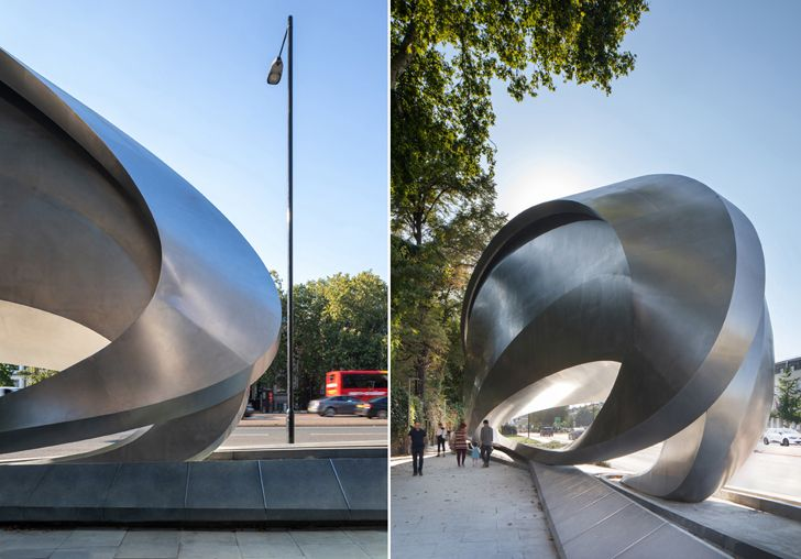 """billboard design zaha hadid design indiaartndesign1"""