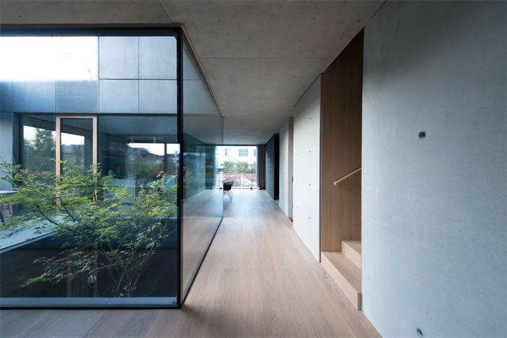 """""""atrium passage house portico OFIS indiaartndesign"""""""