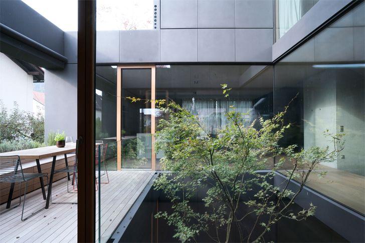 """""""atrium house portico OFIS indiaartndesign"""""""