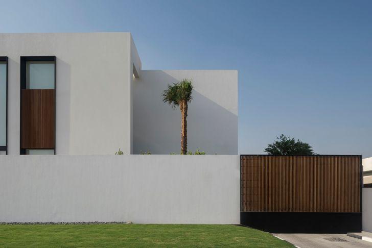 """facade burj residence VSHD indiaartndesign"""