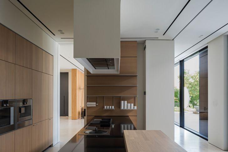 """island kitchen burj residence VSHD indiaartndesign"""