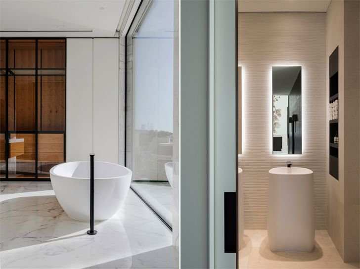 """luxurious bathrooms burj residence VSHD indiaartndesign"""