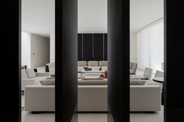 """screen burj residence VSHD indiaartndesign"""
