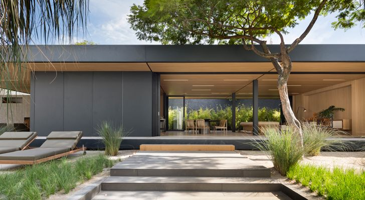 """SysHaus Arthur Casas Design prefabricated homes indiaartndesign"""
