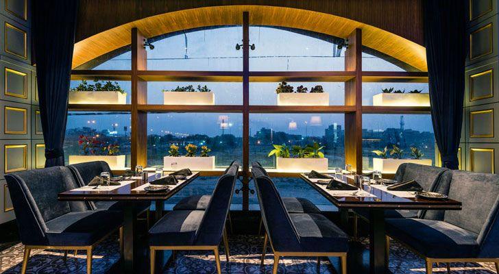 """Culinary Urban Experience restuarant Delhi Studio US Design indiaartndesign"""