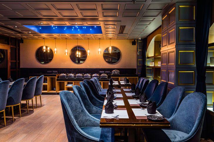 """fine dine Culinary Urban Experience restuarant Delhi Studio US Design indiaartndesign"""