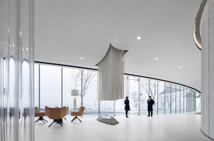 """CiFi Sales Centre The Landscape Ippolito Fleitz indiaartndesign"""