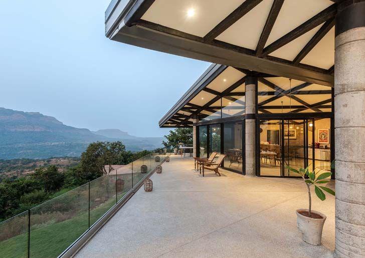"""patio drift house architect shonan trehan LAB indiaartndesign"""